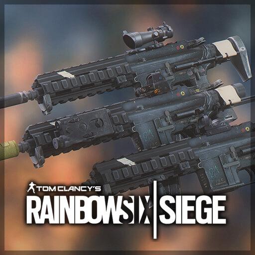 Garry's Mod 13 - HK416C из Rainbow Six: Siege