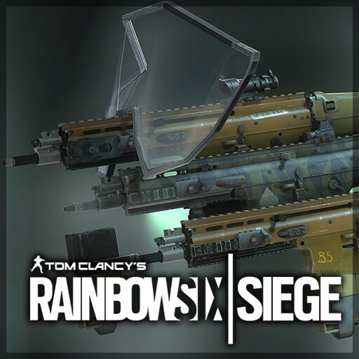 Garry's Mod 13 - SCAR-H CQC из Rainbow Six Siege