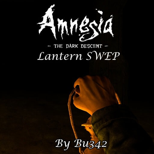 Garry's Mod 13 - Фонарь из Amnesia