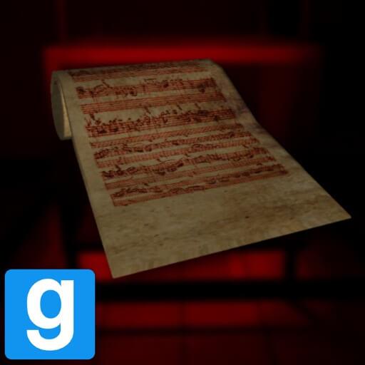 Garry's Mod 13 - SCP-012 - Скверная мелодия (энтити)