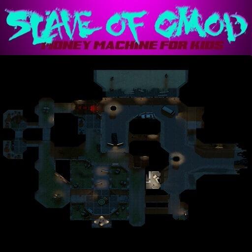 """Garry's Mod 13 - Карта """"Storm"""" для Slave of Gmod"""