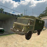Garry's Mod 13 - ГАЗ-66