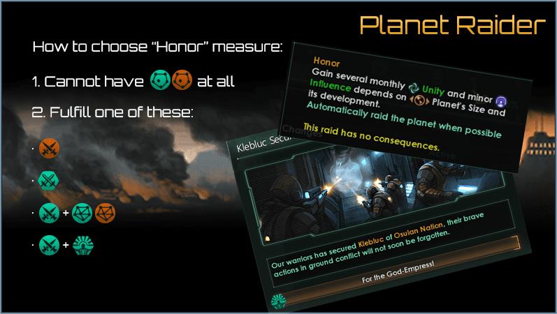 Stellaris - Рейды на планеты