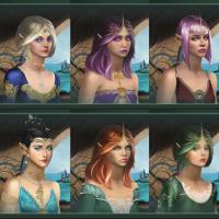 Stellaris - Elves of Stellaris - Эльфы!