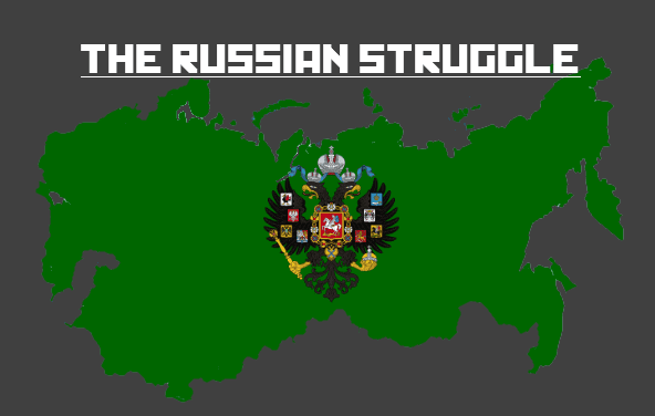 Hearts of Iron IV - The Russian Struggle / Русская борьба