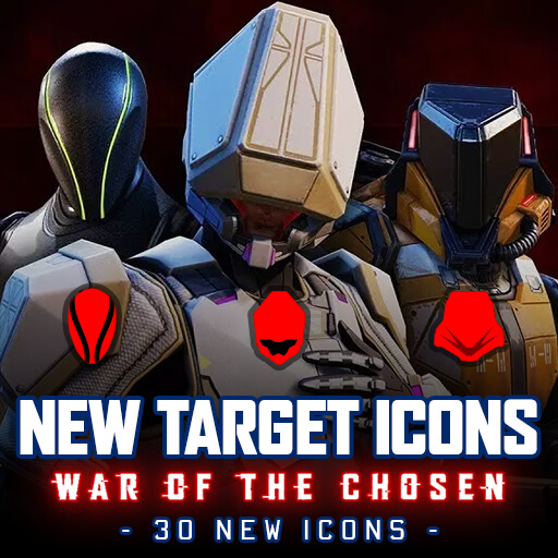 XCOM 2 - Новые иконки целей для WotC