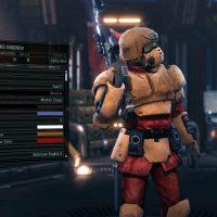 XCOM 2 - Имперская гвардия из Warhammer 40k
