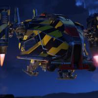 XCOM 2 - Скины Skyranger