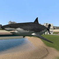Garry's Mod 13 - Акулы-NPC