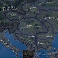 Hearts of Iron IV - Перекрашенные марионетки и специфические названия стран