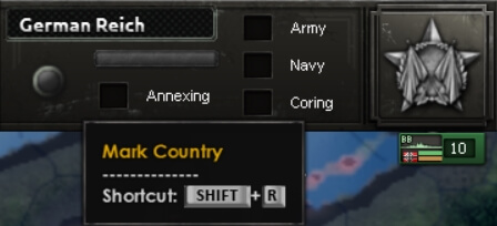 Hearts of Iron IV  - Country Annexing Tool