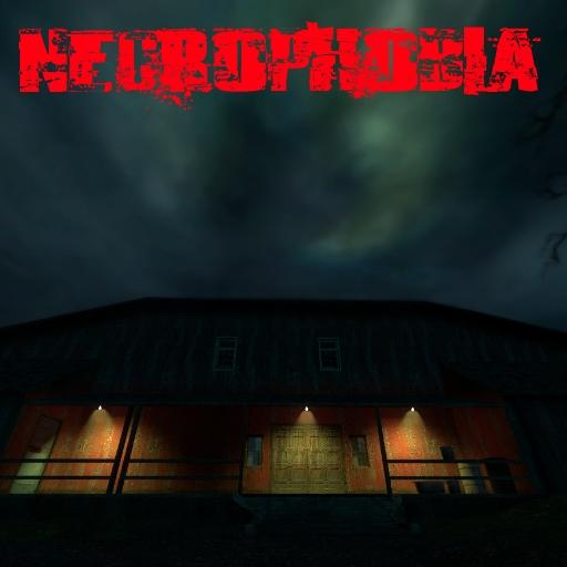 """Garry's Mod 13 - Карта """"Necrophobia"""""""