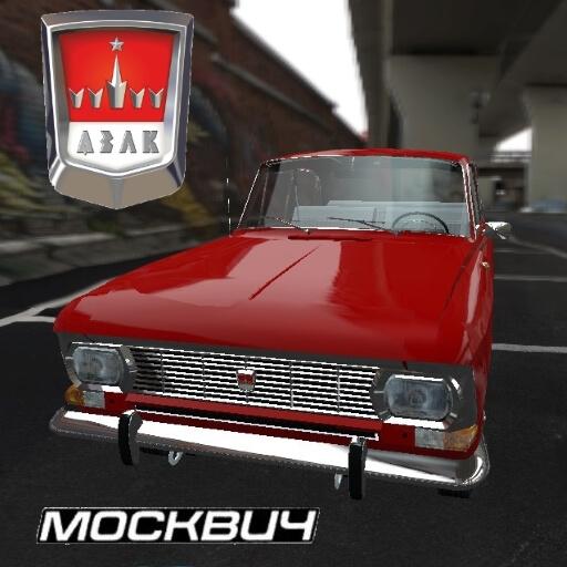 Garry's Mod 13 - Москвич-412 АЗЛК [CrSk Autos]