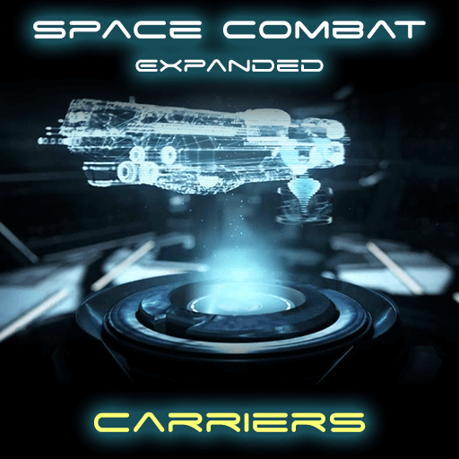 Stellaris - Space Combat Expanded - Carrier Class