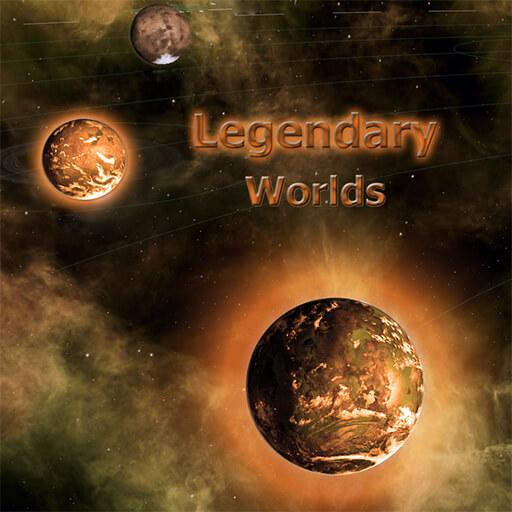 Stellaris - Legendary Worlds 2.0 / Легендарные миры