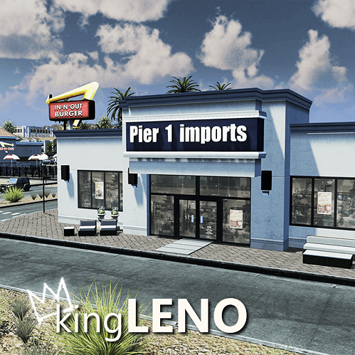 Cities: Skylines - Pier 1 Imports