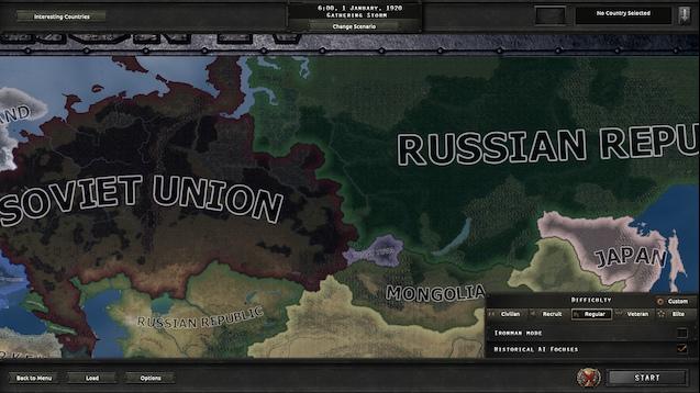 Hearts of Iron IV - Мир альтернатив 1920 / World of Alternative 1920