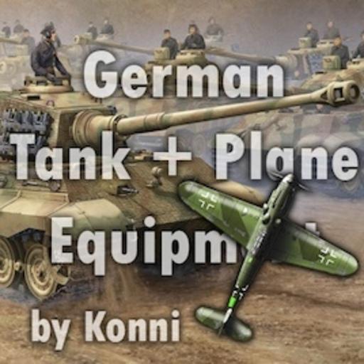 Hearts of Iron 4 - Немецкое танковое оборудование и самолеты