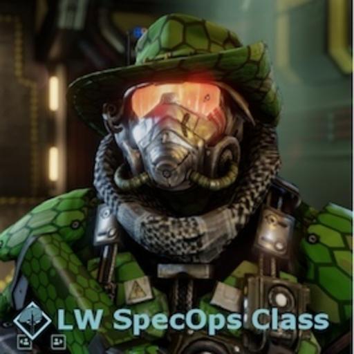 "XCOM 2 - Класс ""Солдат SpecOps"" / LW SpecOps Class"