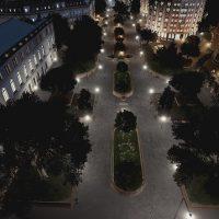 Cities: Skylines - Parkanlage 7 х 9