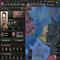 Hearts of Iron IV — Дом Ланкастеров