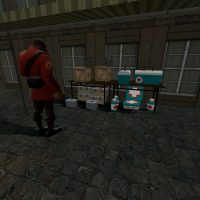 Garry's Mod 13 - TF2 Respawning Pickups