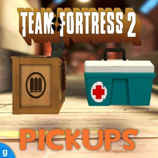 Garry's Mod 13 - TF2 Respawning Pickups
