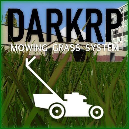 Garry's Mod 13 - Система покоса травы