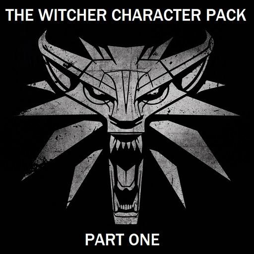 Garry's Mod 13 - Персонажи из Ведьмака: Часть 1