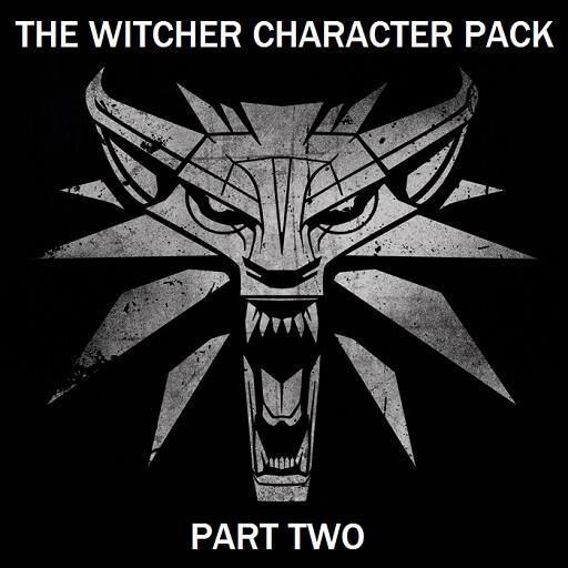 Garry's Mod 13 - Персонажи из Ведьмака: Часть 2