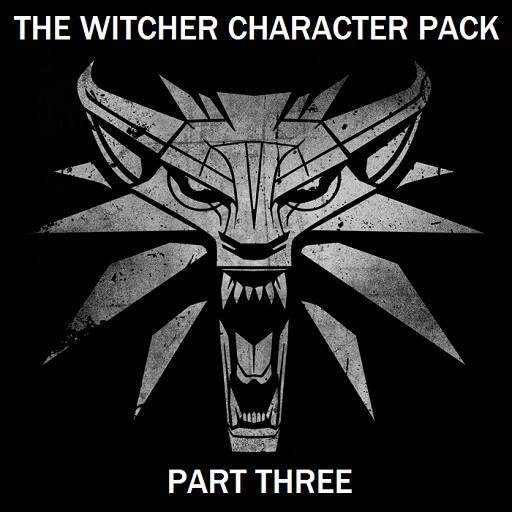 Garry's Mod 13 - Персонажи из Ведьмака: Часть 3