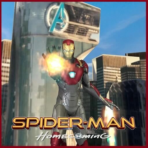 Garry's Mod 13 - Iron Man Mark-47 (модель игрока)