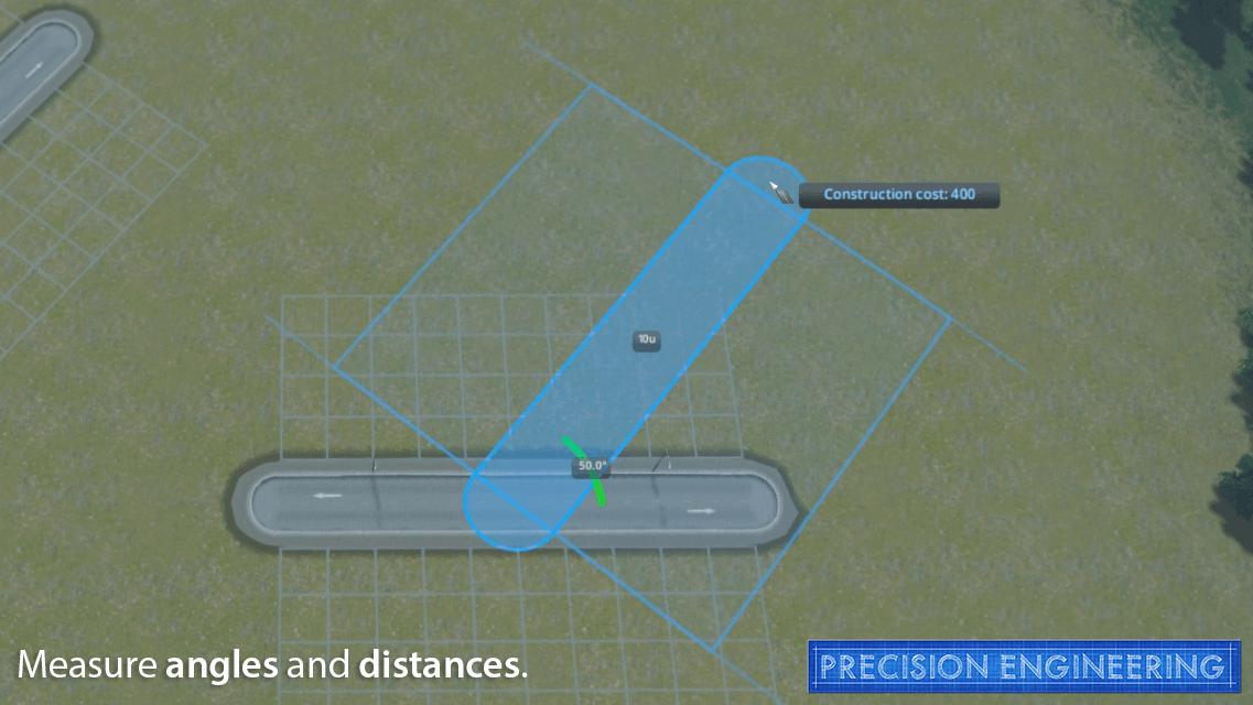 Cities: Skylines - Precision Engineering