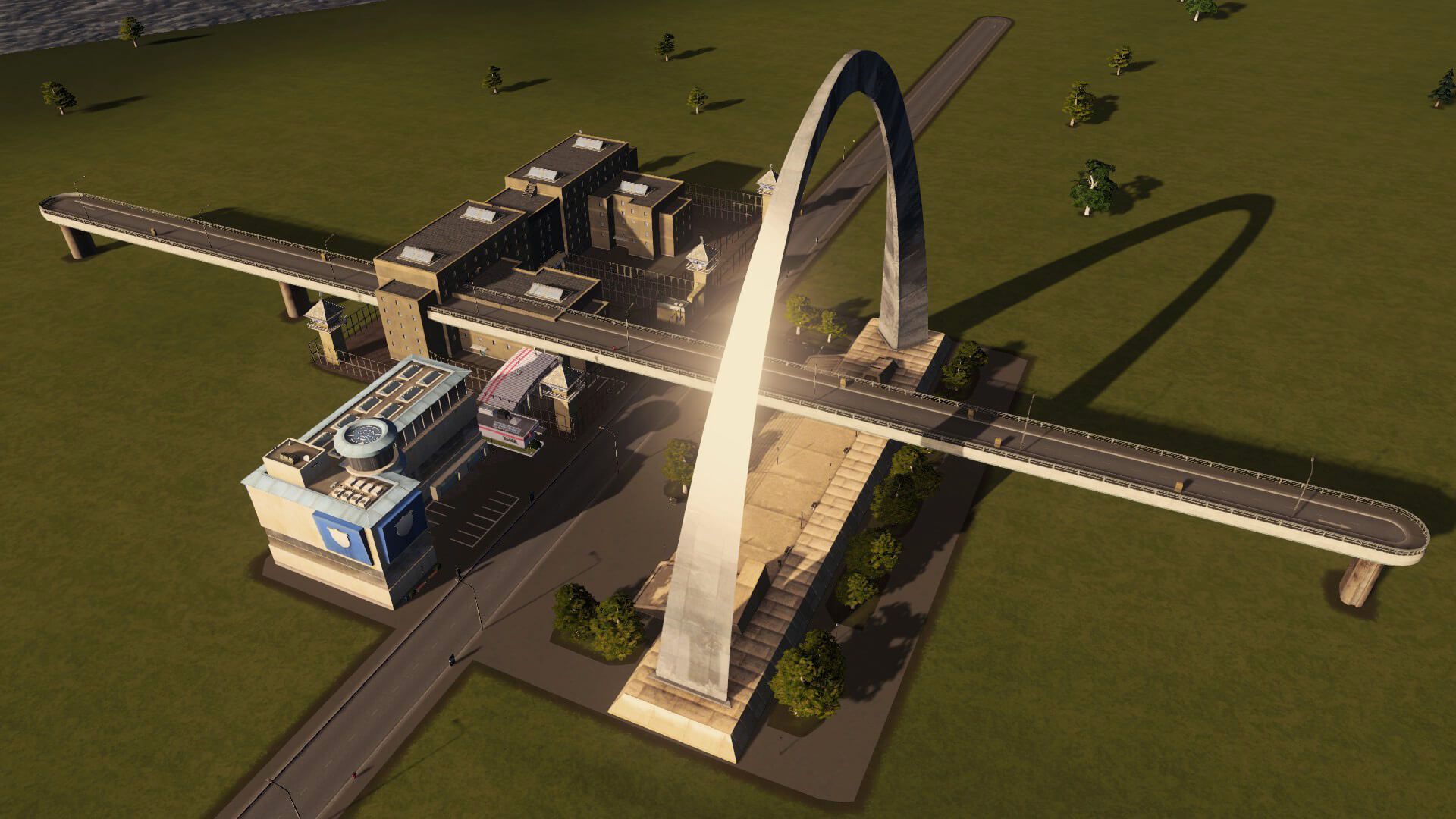 Cities: Skylines - Fine Road Anarchy 2