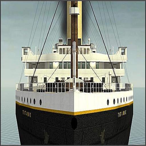 "Garry's Mod 13 - Карта ""tdm_Titanic"""