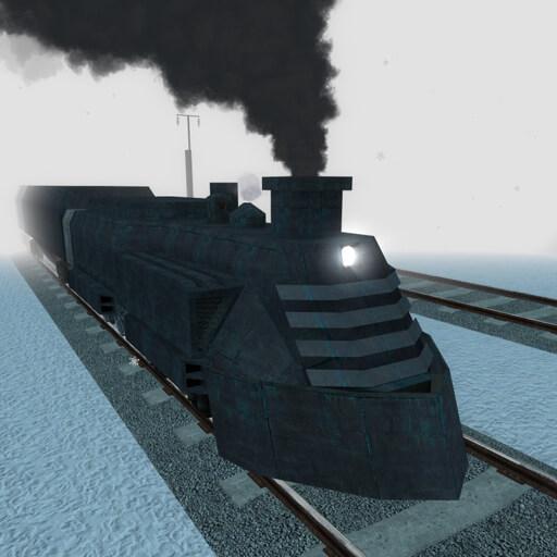 """Garry's Mod 13 - Карта """"rp_icerailway"""""""