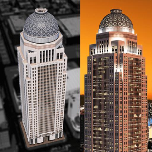 Cities: Skylines - 400 West Market