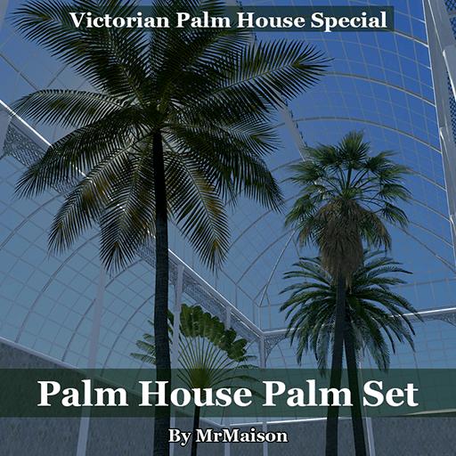 Cities: Skylines - Пальмы для пальмового дома