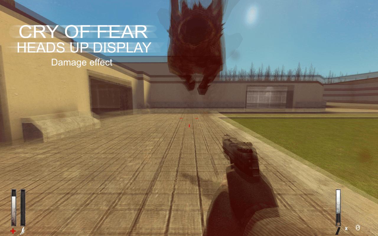 Garry's Mod 13 - Интерфейс из Cry of Fear