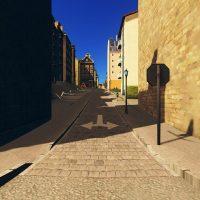 Cities: Skylines - Дорожка из булыжника