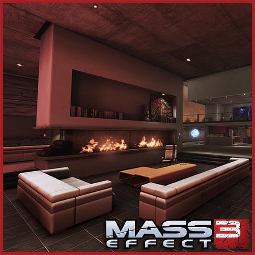 Garry's Mod - Апартаменты Андерсона из Mass Effect 3