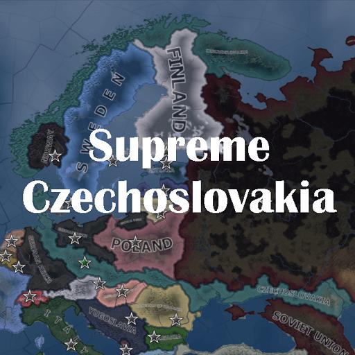 Hearts of Iron IV - Величайшая Чехословакия