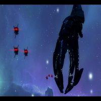 Garry's Mod - Транспортные средства, космические корабли и Жнецы из Mass Effect