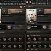 Hearts of Iron IV - Буря Азии