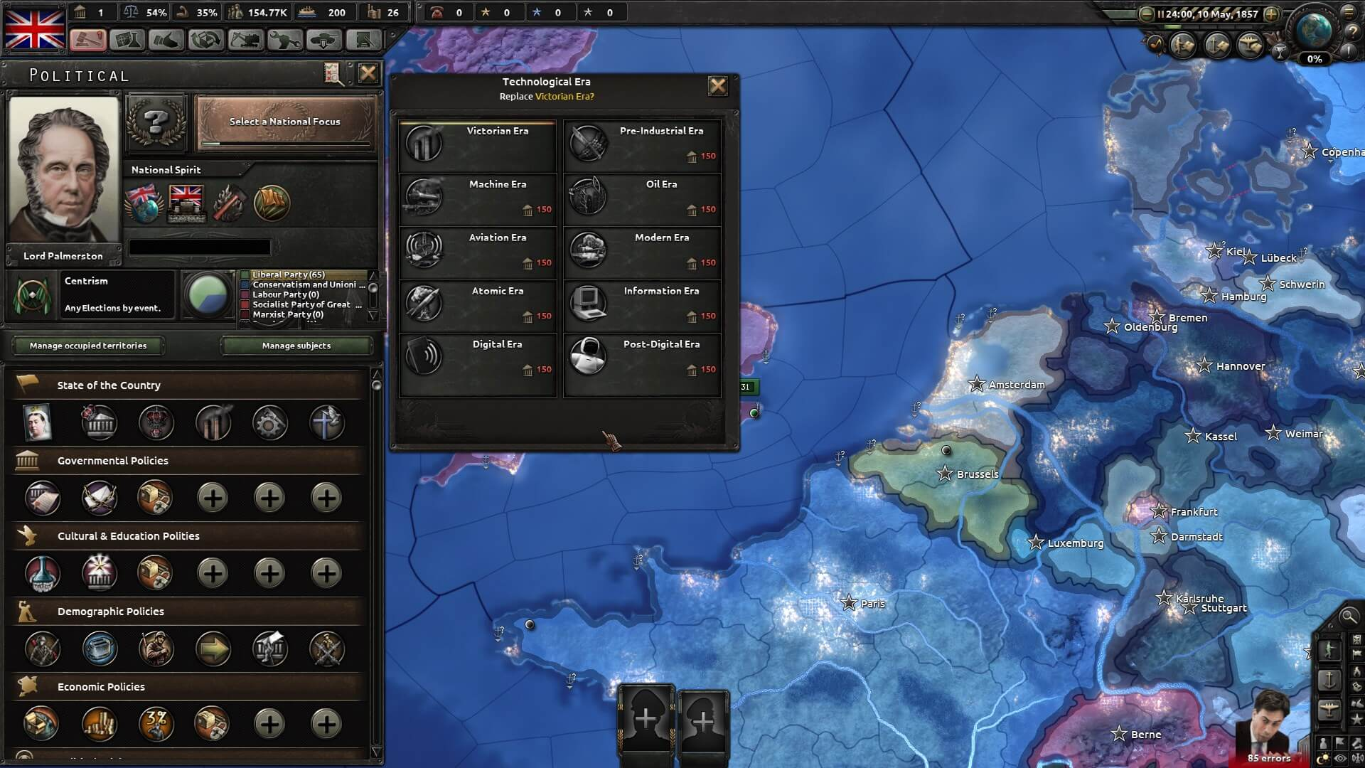 Hearts of Iron IV - End of a New Beginning