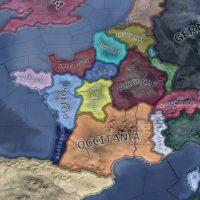Hearts of Iron IV - Освобождаемые регионы / Releasable States