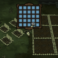 Don't Starve - Автоматический садовник