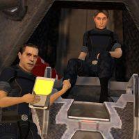 Garry's Mod - Обычные гражданские из Mass Effect