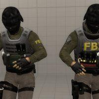 Garry's Mod - SWAT из PAYDAY 2 от Bandana Dee