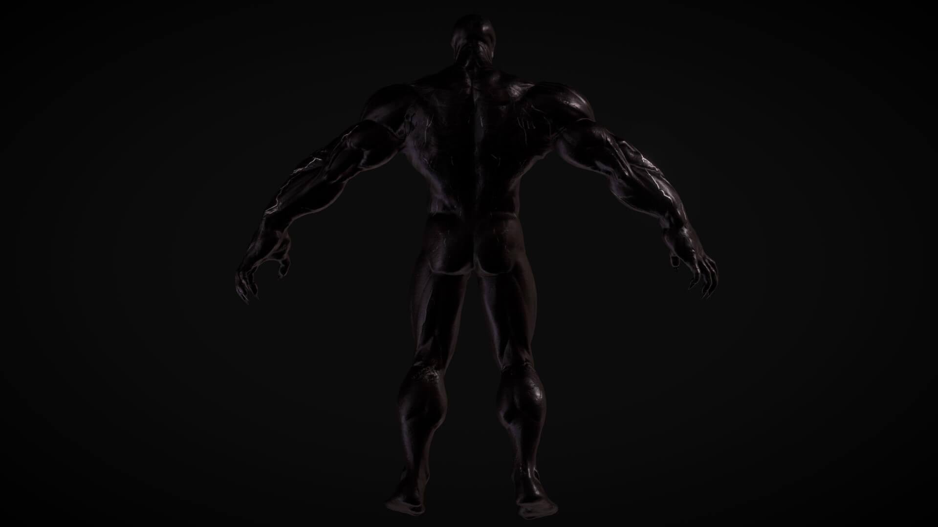 Garry's Mod - Веном (модель игрока)